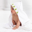 hooded towel & washcloth sets