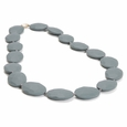 Hudson Necklace Stormy Grey
