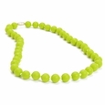 Jane Necklace Chartreuse