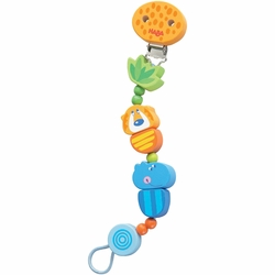 Jungle Caboodle Pacifier chain