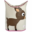 LAUNDRY HAMPER-DEER