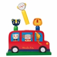Les Popipop Pop Up Bus Toy