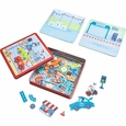 Magnetic Game Zippy Cars