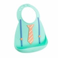 Make My Day baby Bib - Derby