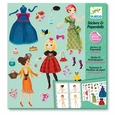 Massive Fashion - Stickers & Paper Dolls