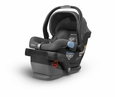 MESA Infant Car Seat - Jordan (Charcoal Melange) FIRE RETARDANT FREE