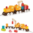 MULTI COLORS CRANE TRAIN