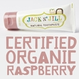 Natural Toothpaste Organic Raspberry