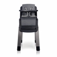 Zaaz High Chair - Pewter