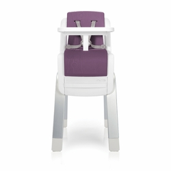 Zaaz High Chair - Plum