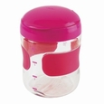 OXO Tot Flip-Top Snack Cup Large - Pink