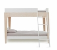 PERCH BUNK BED - WHITE/BIRCH