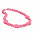 Perry Necklace - Punchy Pink