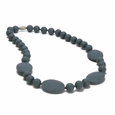 Perry Necklace - Stormy Grey