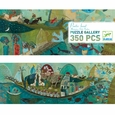 Poetic Boat Gallery Puzzle