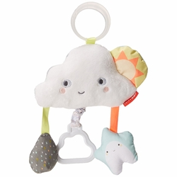 Silver Lining Cloud - Jitter Stroller Toy