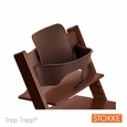 TRIPP TRAPP BABY SET - Walnut Brown