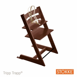 TRIPP TRAPP Chair - Walnut Brown