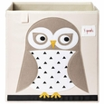 STORAGE BOX-OWL