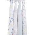 Swaddle 4pk -  leader of the pack