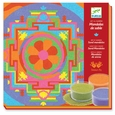 Tibetan Mandalas Colored Sand Kit