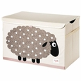 TOY CHEST- SHEEP
