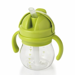 Transitions™ Straw Cup with Removable Handles 6 oz Green