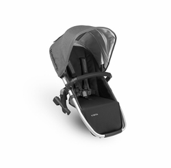Vista  RumbleSeat: Jordan( Charcoal Melange/Silver/Leather)