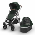VISTA Stroller  Austin (Hunter/Silver/Leather)
