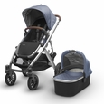 VISTA Stroller - Henry (Blue Marl/Silver/Leather)