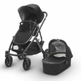 VISTA Stroller - Jake (Black/Carbon)