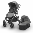 VISTA Stroller - Pascal (Grey/Carbon)
