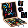 Wooden Magnetic - Geobonhomme