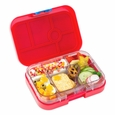 Yumbox Original (6 comp) - Aztec Red
