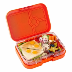 Yumbox Panino (4 comp) - Papaya Orange