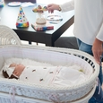 Zen Swaddle Classic - Puffin Party