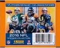 2016-17 Panini NFL Sticker Collection Pack