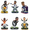2017 NFL Tracker Bobbleheads  Set of 6