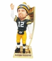 Aaron Rodgers 2014 NFL MVP Trophy Base Bobble Head Exclusive Forever #/500