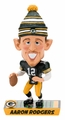 Aaron Rodgers (Green Bay Packers) 2017 NFL Caricature Bobble Head by Forever Collectibles