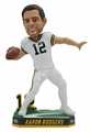 Aaron Rodgers (Green Bay Packers) 2017 NFL Color Rush Bobblehead