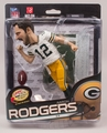 Aaron Rodgers (Green Bay Packers) NFL 34 McFarlane Collector Level Bronze CHASE #/3000