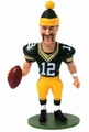 Aaron Rodgers (Green Bay Packers) NFL smALL PROs Series 1 McFarlane CHASE