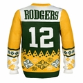 Aaron Rodgers (Green Bay Packers) NFL Ugly Player Sweater