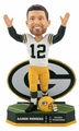 Aaron Rodgers (Green Bay Packers) Passing Touchdowns Tracker Bobblehead by FOCO