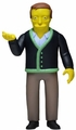 "Adam West The Simpsons 25th Anniversary 5"" Action Figure Series 5 NECA"