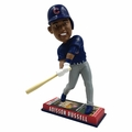 Addison Russell (Chicago Cubs) 2016 World Series Game 6 Ticket Base Bobblehead