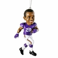 Adrian Peterson (Minnesota Vikings) Forever Collectibles NFL Player Ornament