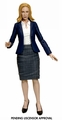 Agent Dana Scully X Files By Diamond Select Toys