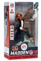 AJ Green (Cincinnati Bengals - All Black Uniform) EA Sports Madden NFL 18 Ultimate Team Series 1 McFarlane CHASE